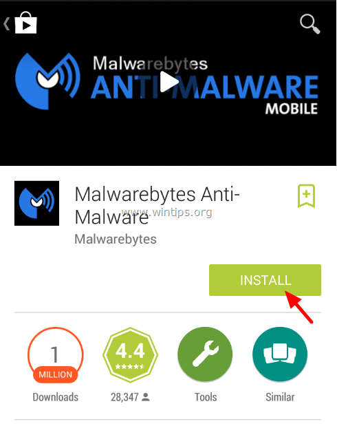 How to Scan and Clean your Android Device from Adware, Virus