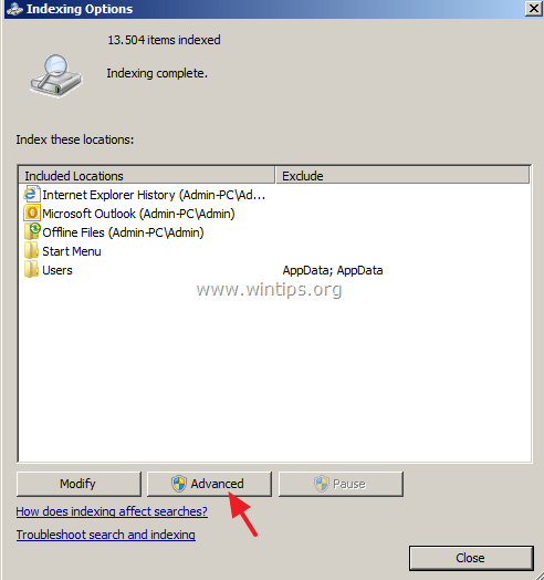 How to Fix: Outlook Search problems (Search doesn't work or