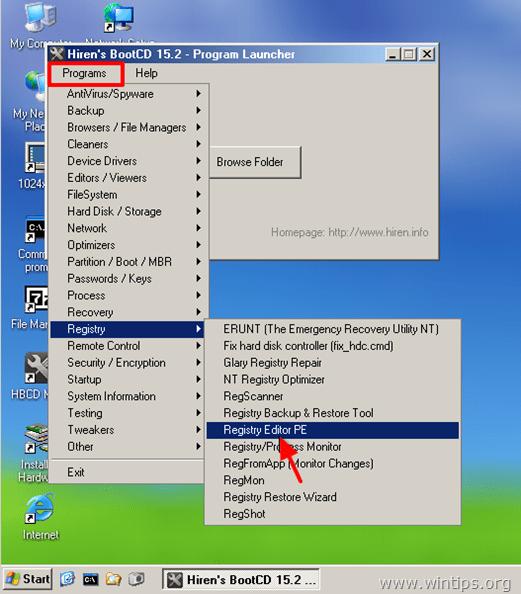 registry-edit-offline