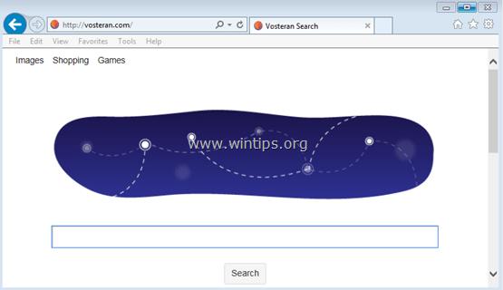 vosteram.com search-removal-guide