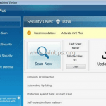 How to Remove AVC Plus (Rogue Program – Virus)