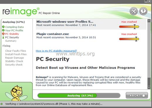 ReImage-PC-Repair-Online-removal