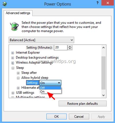 Fix} CPU Fan Stay On after Shutdown Windows 8 or 8 1