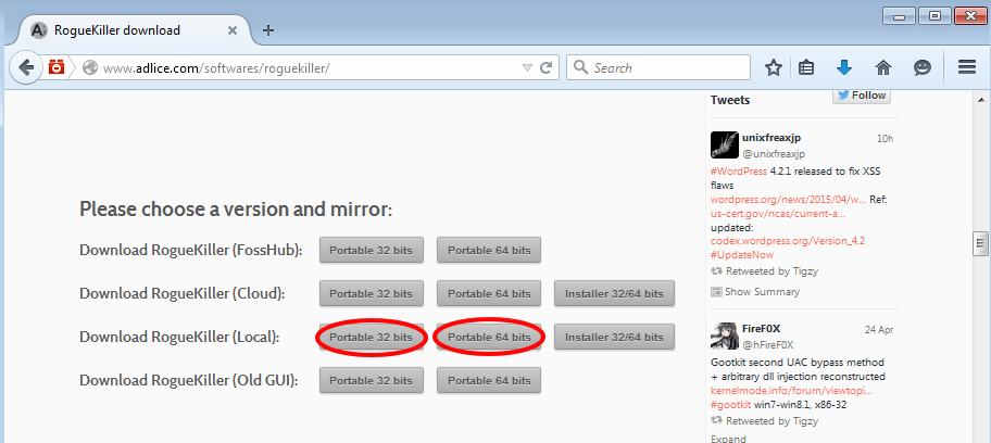 Versi n Antigua de Unlocker para Windows 7 x64 Descargar