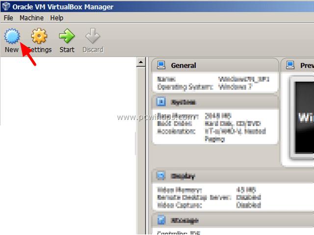 Oracle VM VirtualBox