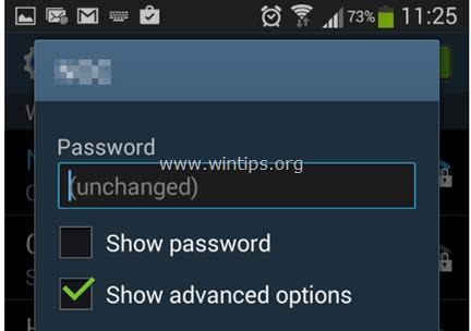 modify DNS android