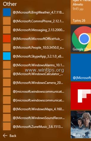 broken store apps windows 10