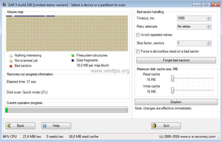 zar data recovery portable