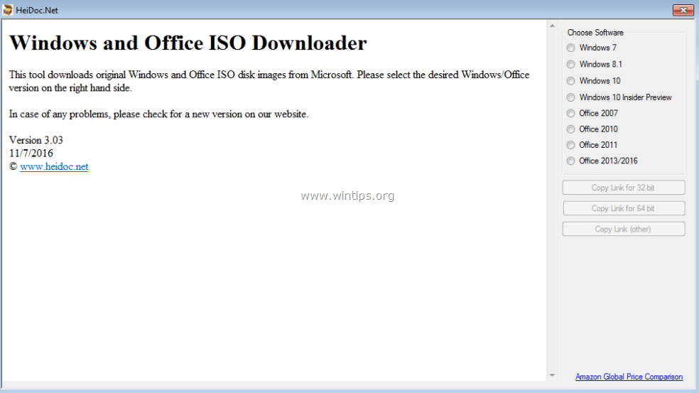 How to Download Any Version of Windows or Office w/o a