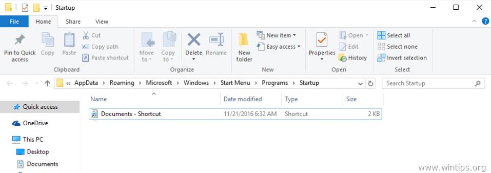 how to delete all empty folders windows 7