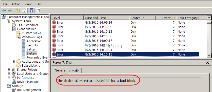 how to fix hard drive older microsoft windowna
