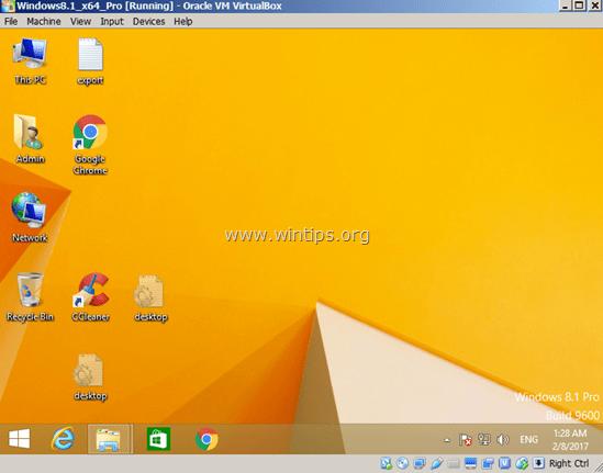 Setup USB on VirtualBox Guest