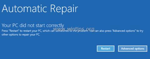 Fix Windows Startup Problems