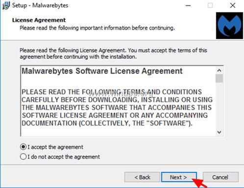 install Malwarebytes 3.0 FREE