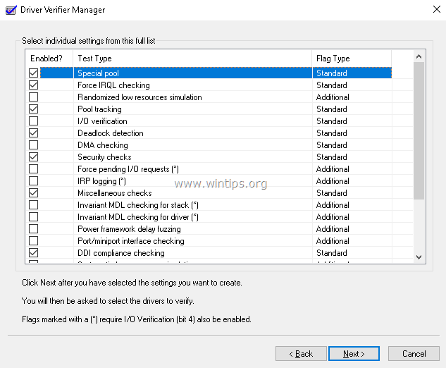 How to Find Out Which Driver Cause Windows to Crash with a