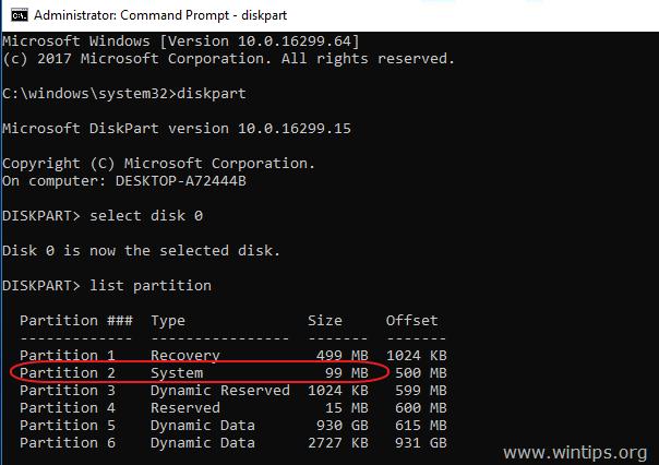 sửa chữa dữ liệu cấu hình khởi động windows 10 & 8