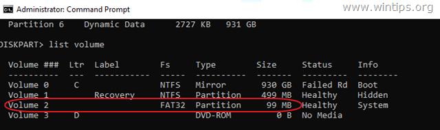 repair boot configuration data windows
