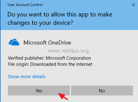 download microsoft onedrive