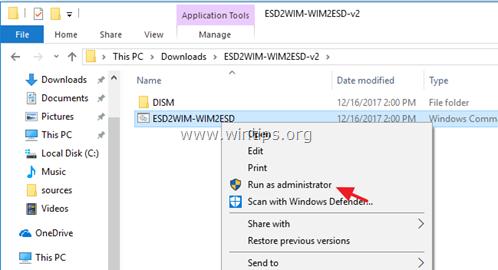export esd to wim ESD2WIM-WIM2ESD
