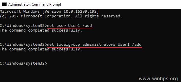 add new user windows 10-8-8.1