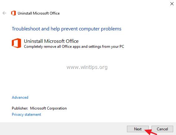 fix office 2013 install errors