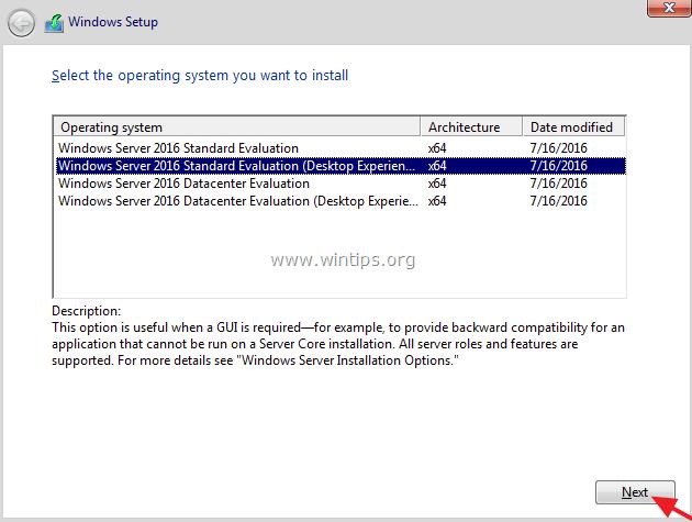 windows server 2016 datacenter edition iso download