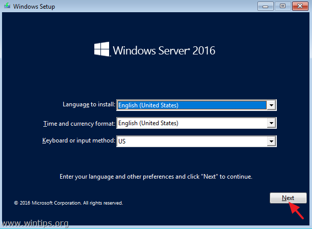 antivirus compatible windows server 2016