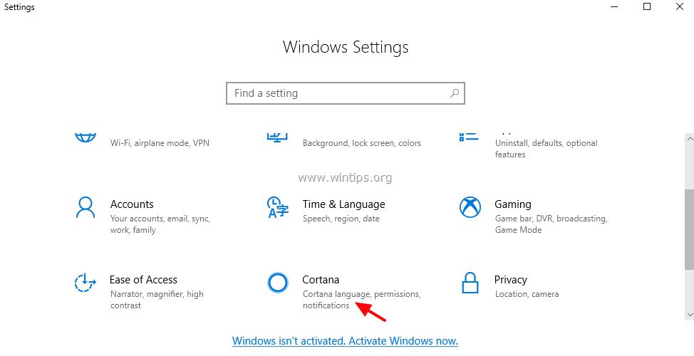 FIX: Error 0x80190005 in Cortana, Xbox or Microsoft Store