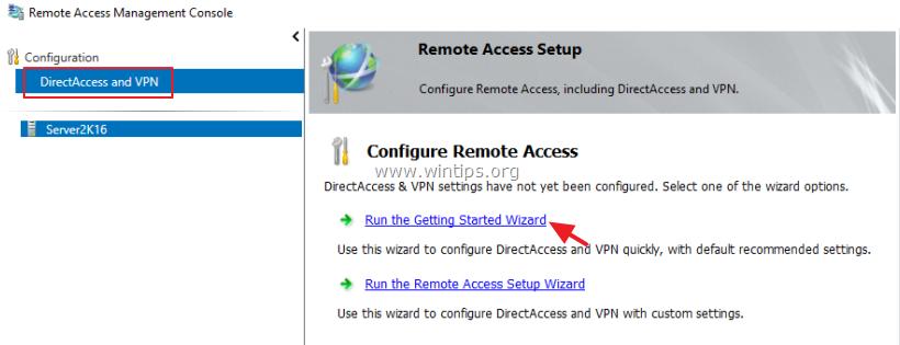 How to Setup VPN Server 2016 with a Custom IPsec for L2TP/IKEv2