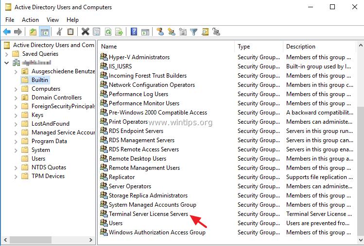 FIX Event ID 4105: Remote Desktop license server cannot update the