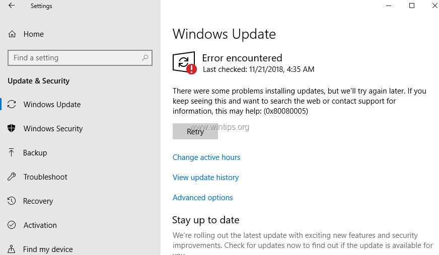 Cách Sửa Lỗi Cập Nhật Windows 10 Bằng SetupDiag - HUY AN PHÁT
