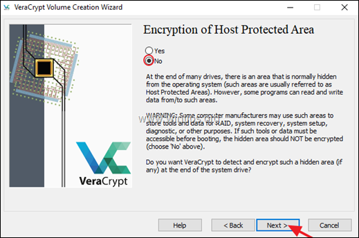 encrypt windows pc veracrypt