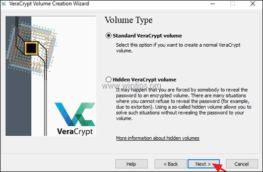 veracrypt create vhd