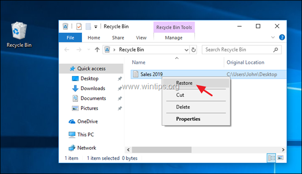 How to Restore Deleted Files from Hard Drive, USB Stick or Memory Card.