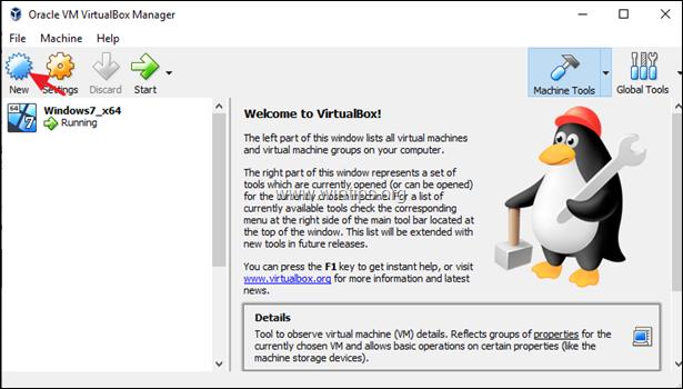 vmware esxi installation virtualbox