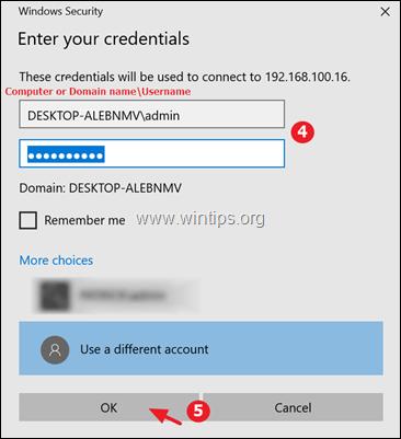 remote desktop security
