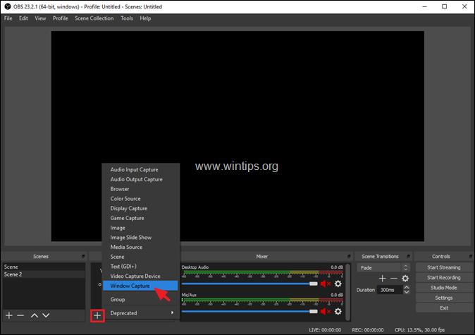 Windows 10 - Screen Recording