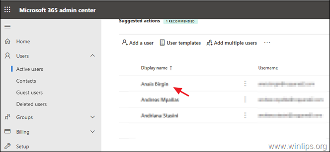 Cannot Add Exchange O365 Account - The name cannot be matched to a name in the address