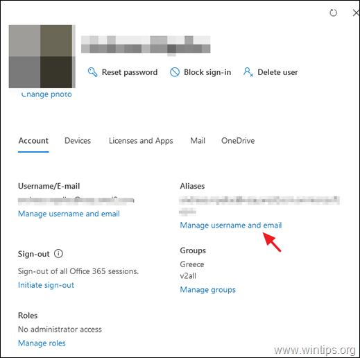 How to Add an Email Alias in Office 365.