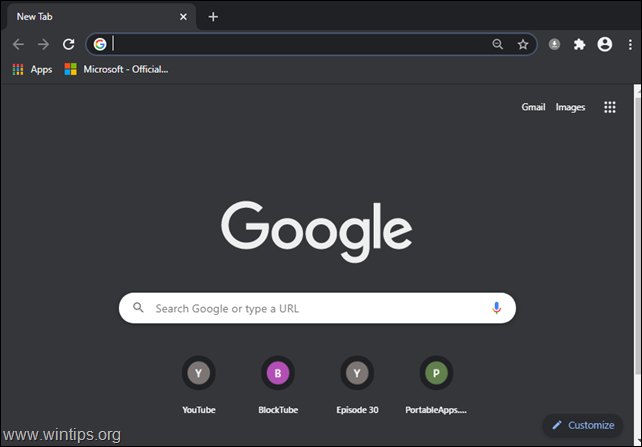 FIX: Minimize, Maximize and Close buttons missing from Google Chrome.
