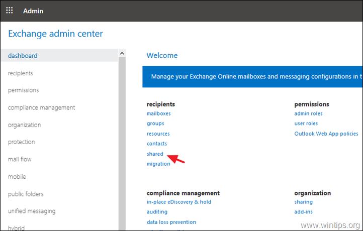 Convert Shared Mailbox to User Mailbox