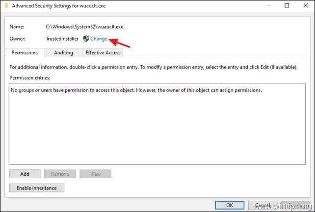 FIX Windows Update White screen